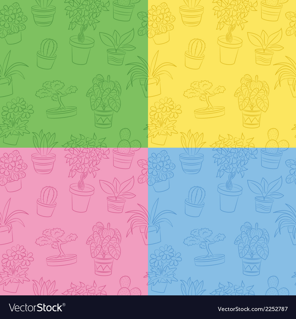 Flowers patterns vector   Price: 1 Credit (USD $1)