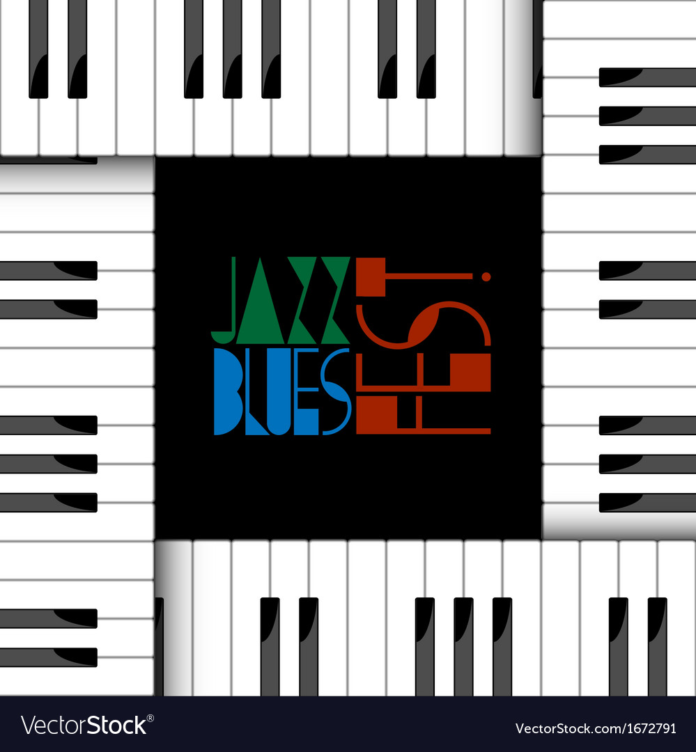 Creative of piano keyboard vector | Price: 1 Credit (USD $1)