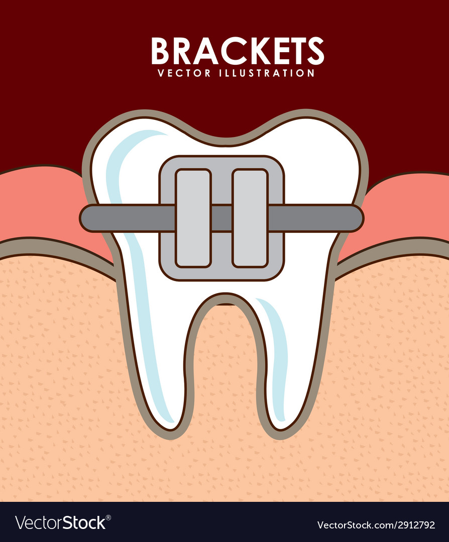Dental design vector | Price: 1 Credit (USD $1)