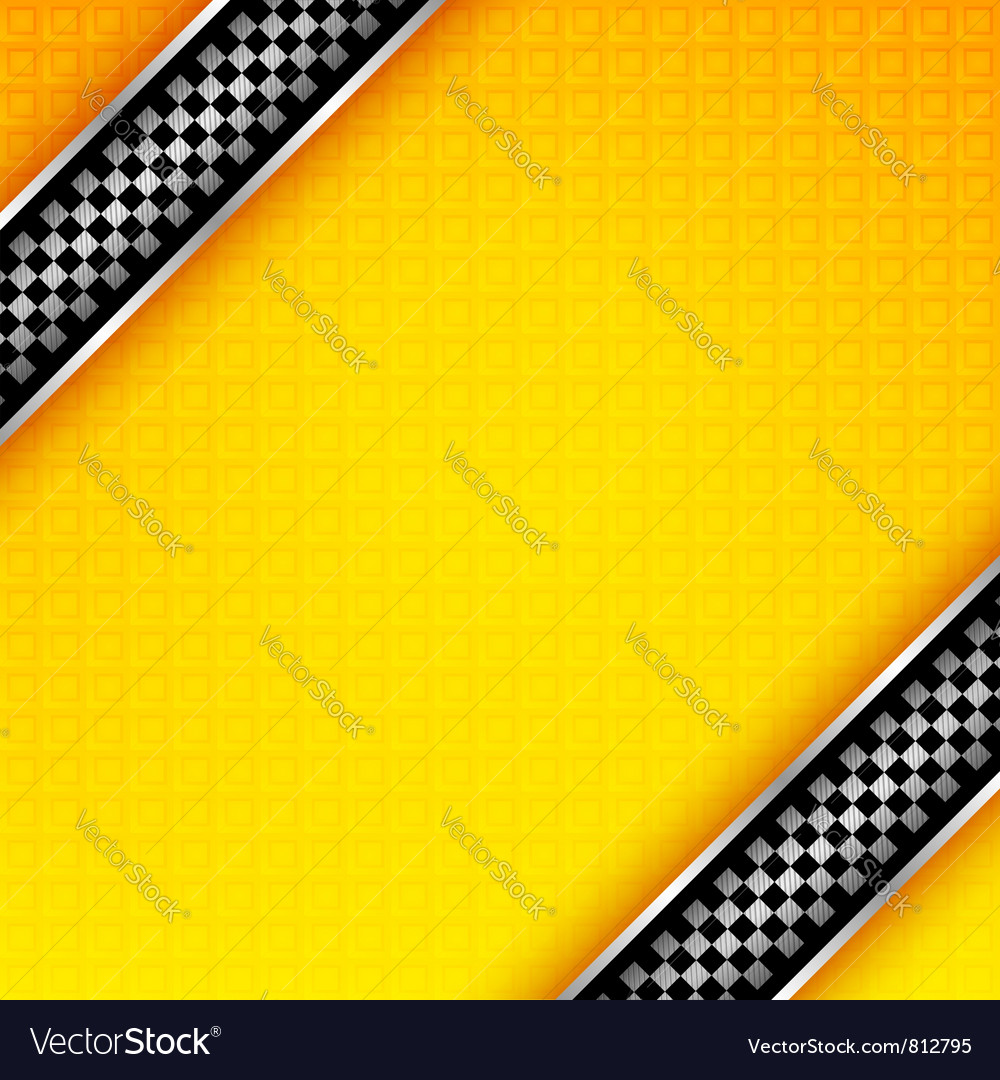Racing ribbons background vector | Price: 1 Credit (USD $1)