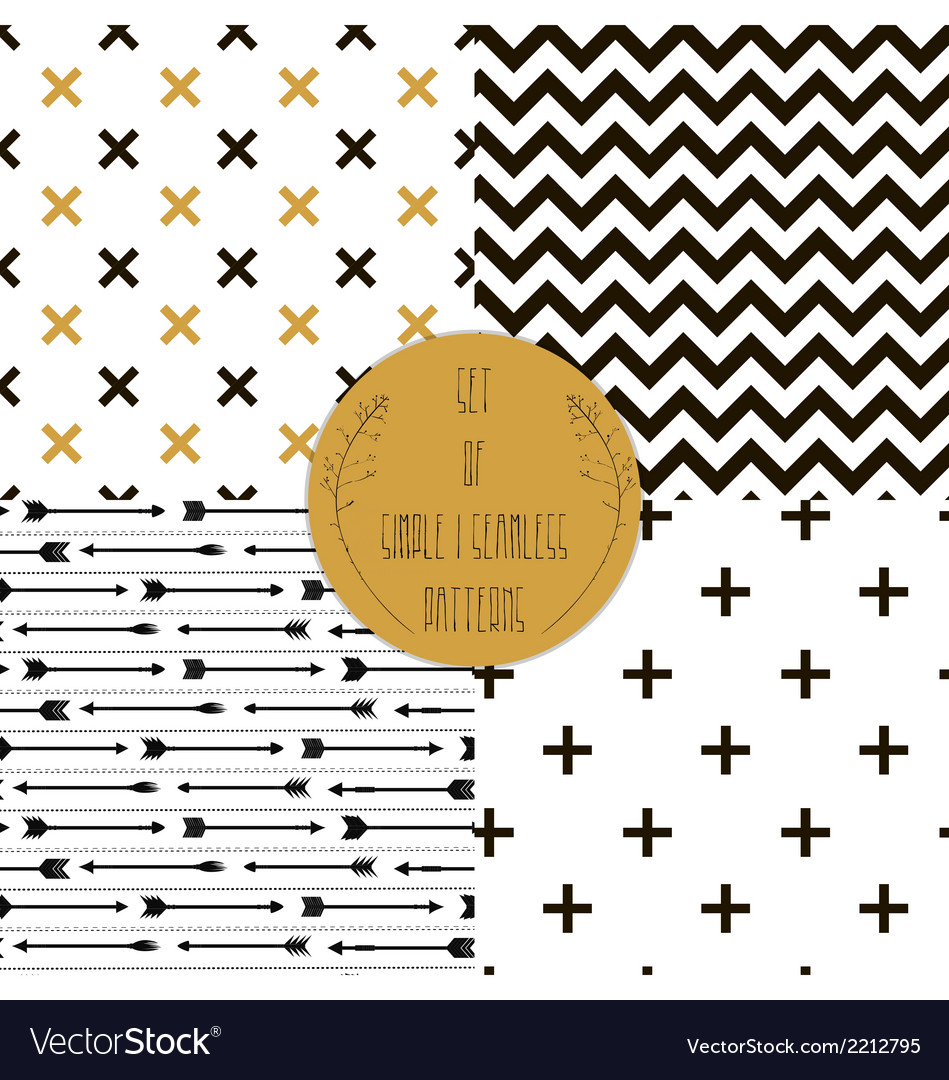 Set of patterns vector | Price: 1 Credit (USD $1)