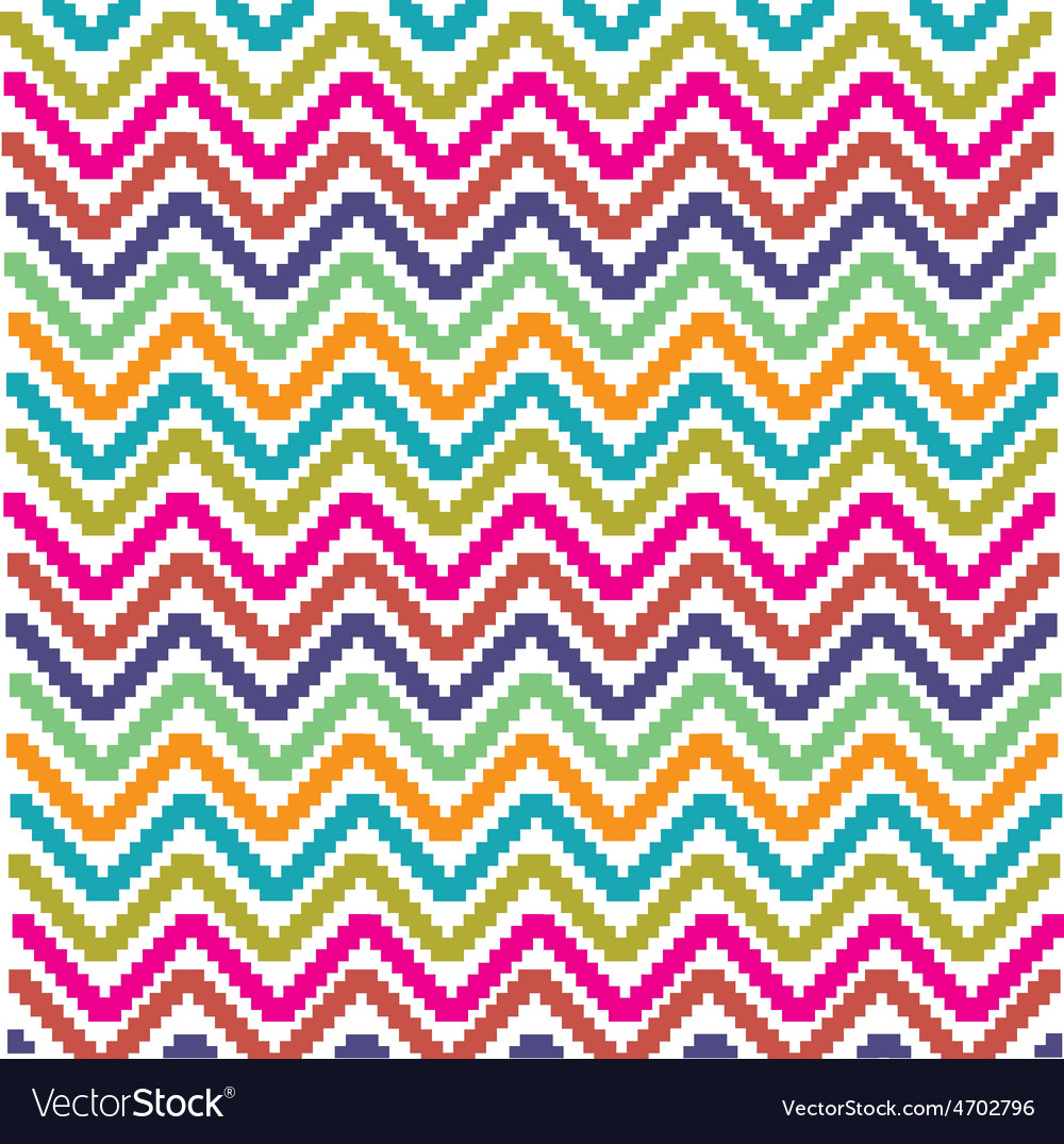 Zigzag vector | Price: 1 Credit (USD $1)