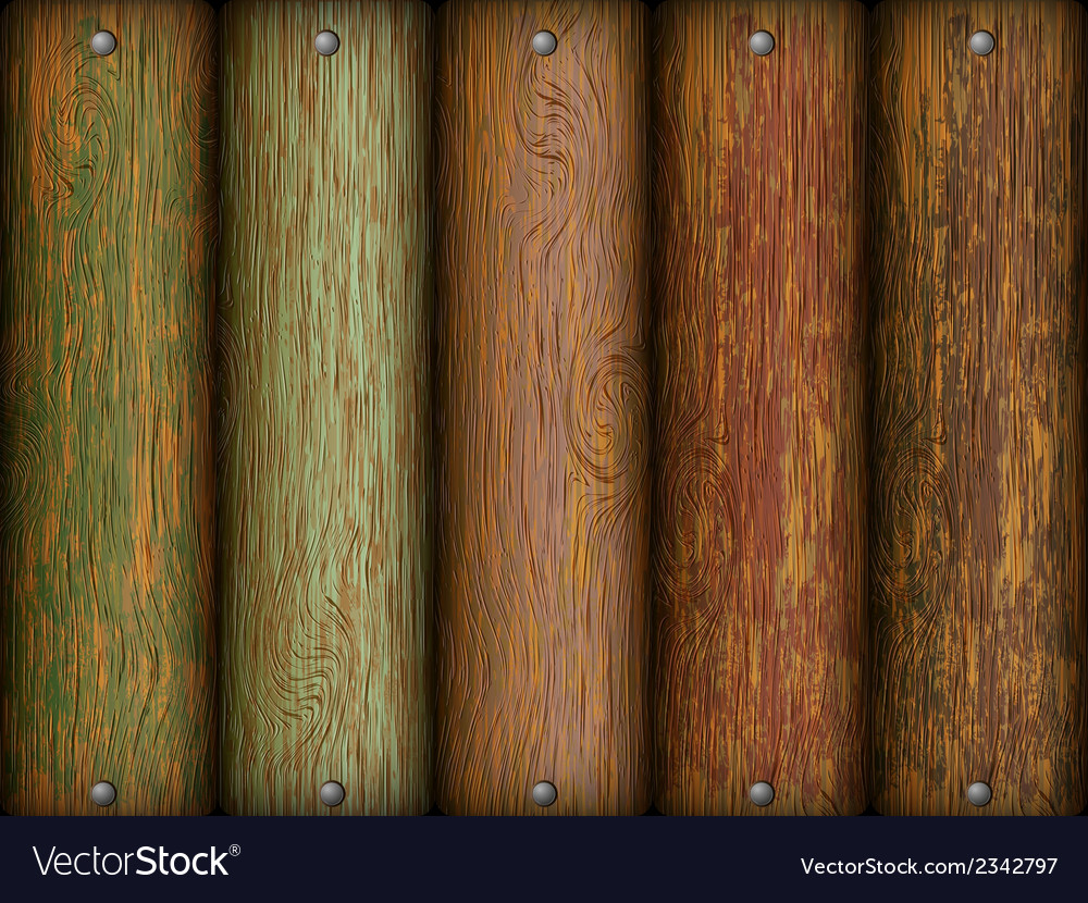 Realistic wood texture vector | Price: 1 Credit (USD $1)
