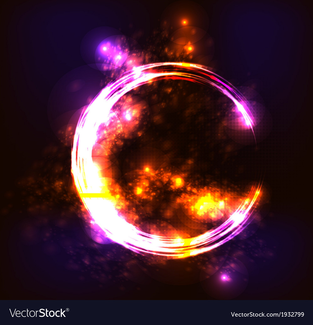 Hot ring vector | Price: 1 Credit (USD $1)
