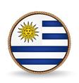 Uruguay seal vector