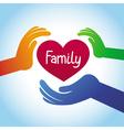 Family concept vector
