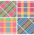 Madras pattern vector