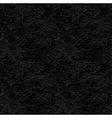 Seamless texture of black vector