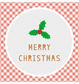 Merry christmas greeting card21 vector