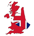 British hand signal vector