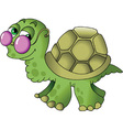 Little turtle vector