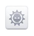 White premium quality icon eps10 easy to edit vector