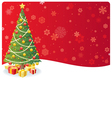Christmas tree background 3 vector