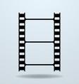 Icon of film frame cinema film vector