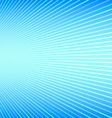 Abstract blue background with stripes and faded vector