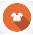 T-shirt symbol vector