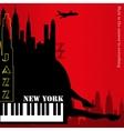 New york background vector
