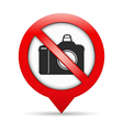 No photo sign vector
