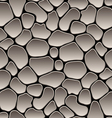 Scale seamless pattern vector