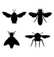 Bees vector