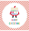 Merry christmas greeting card32 vector