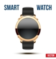 Smart design example wrist watch vector