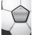 Football soccer background vector