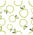 Pattern circuit apples vector