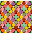 Glossy mosaic abstract seamless background vector