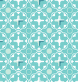 Seamless pattern vintage design vector