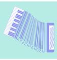 Upc accordion vector