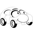 Cartoon car vector