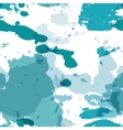 Seamless background from grunge handmade paint vector