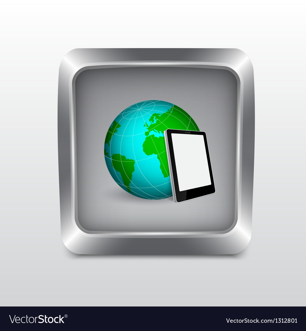 Media social icon vector | Price: 1 Credit (USD $1)