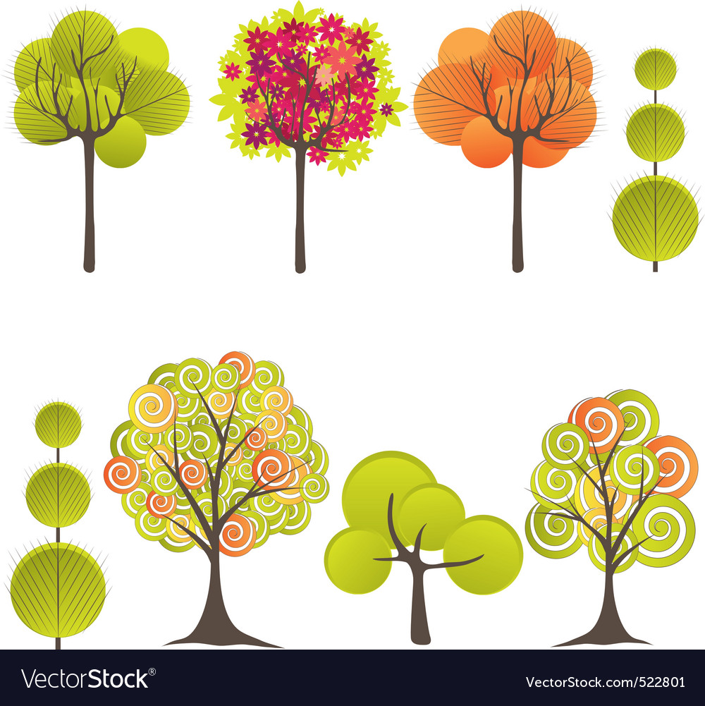 Tree logo vector | Price: 3 Credit (USD $3)