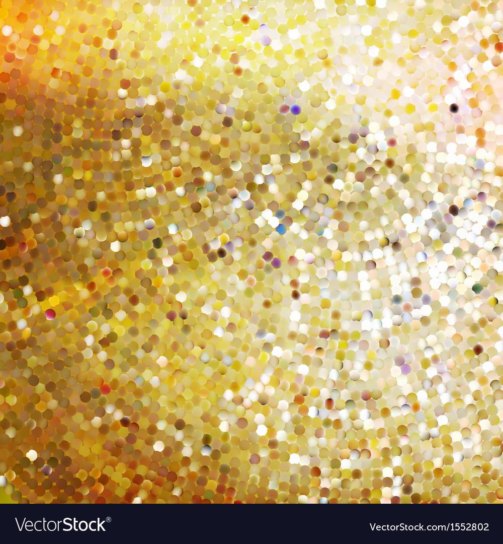 Gold glittering vector | Price: 1 Credit (USD $1)