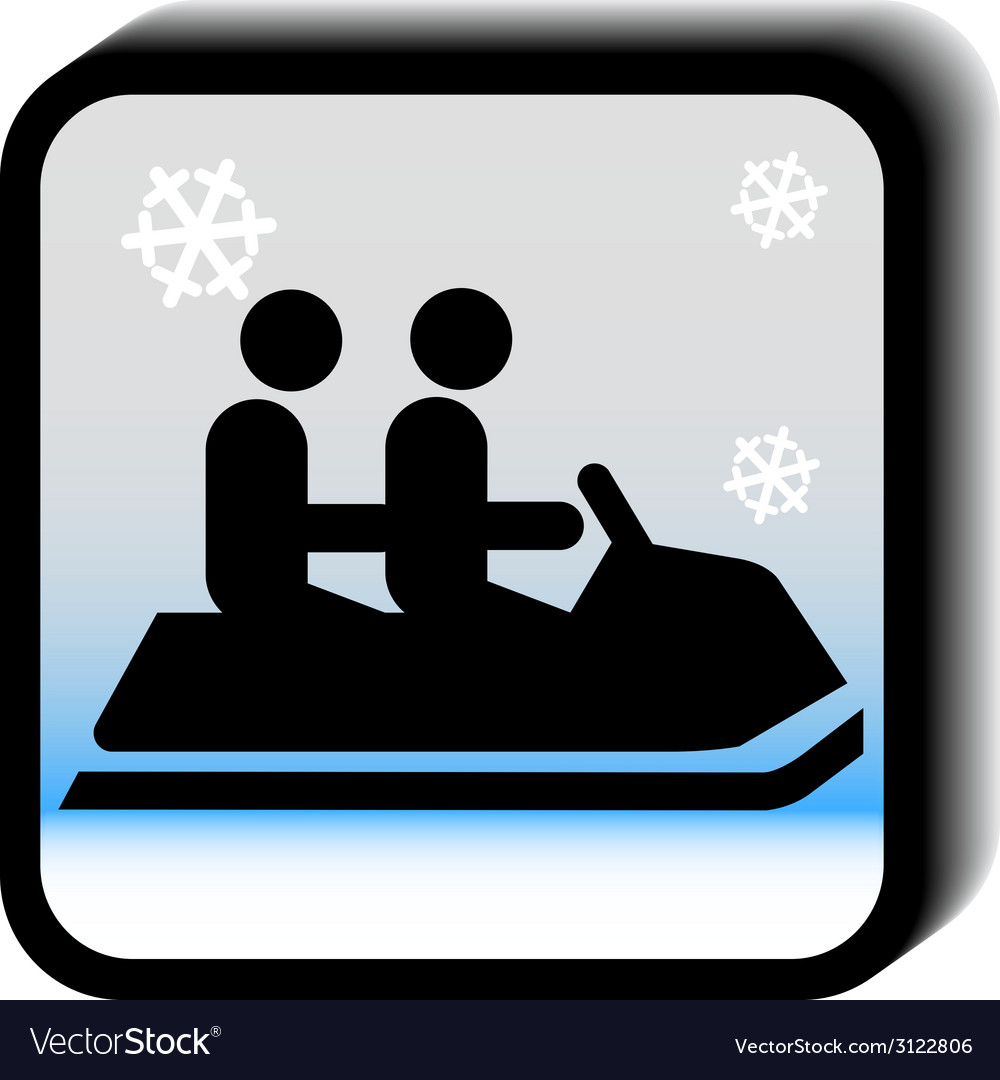 Winter icon -bob vector | Price: 1 Credit (USD $1)