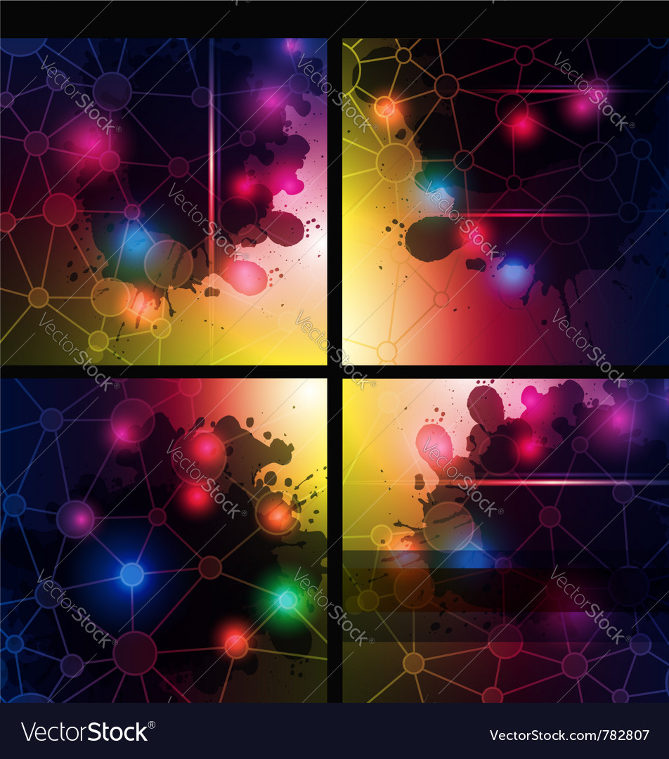 Abstract technology backgrounds vector | Price: 1 Credit (USD $1)