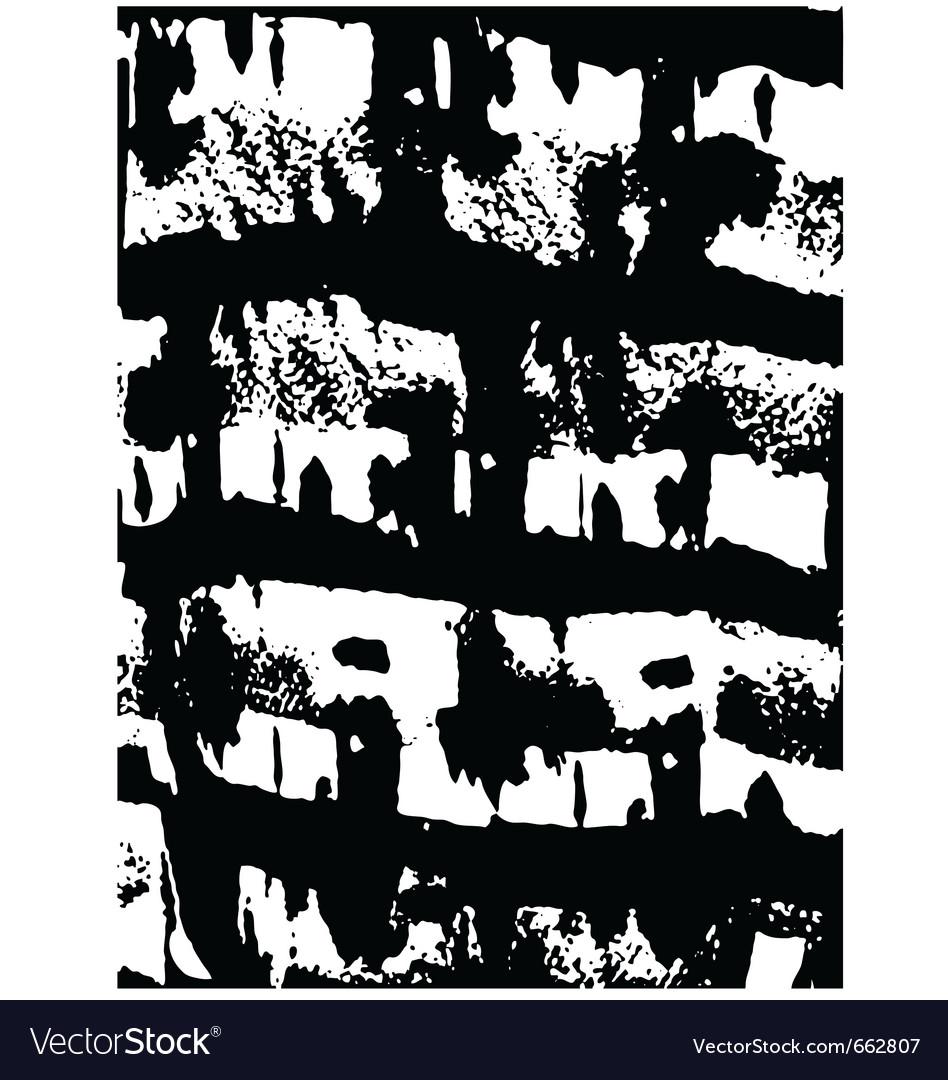 Grunge ink texture vector | Price: 1 Credit (USD $1)