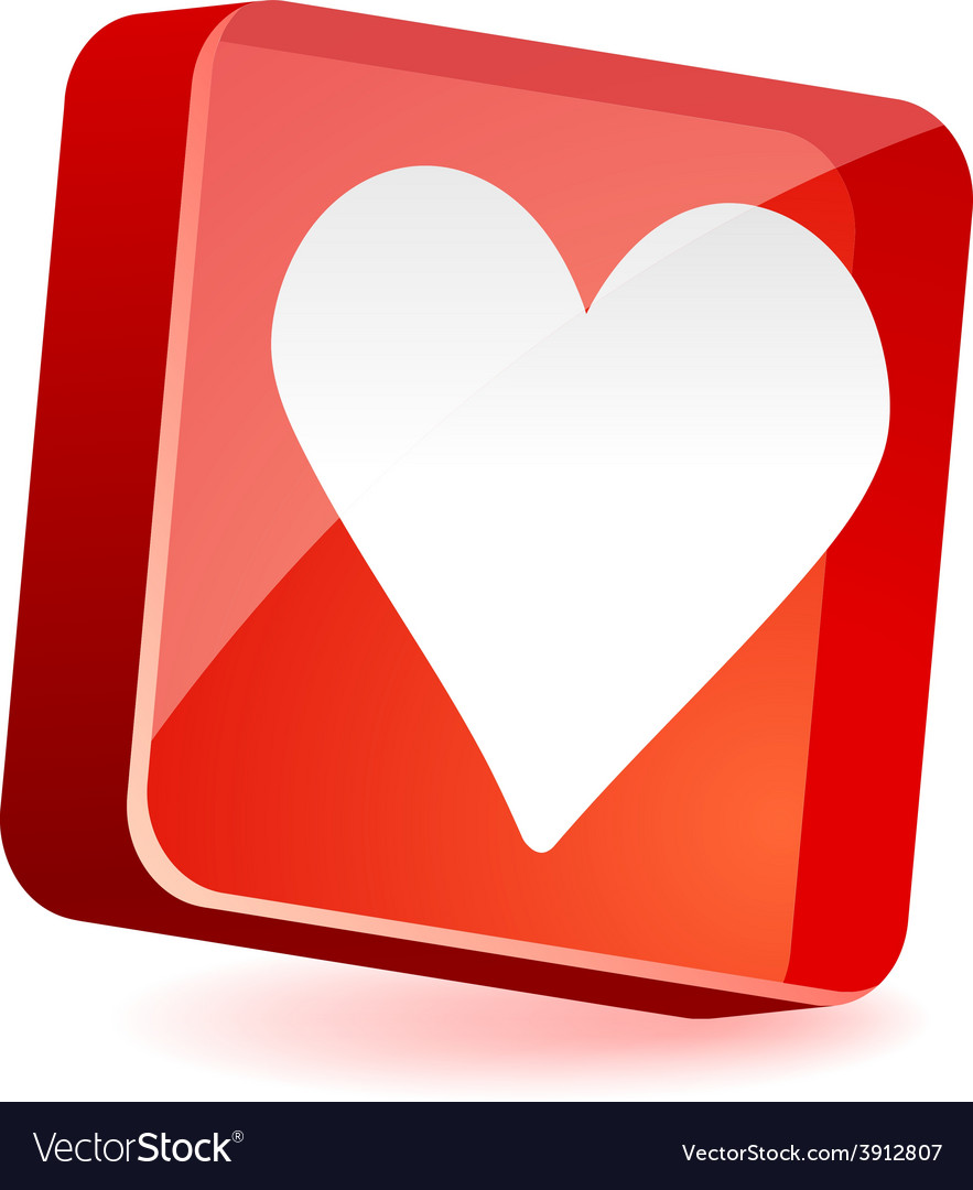 Love icon vector | Price: 1 Credit (USD $1)