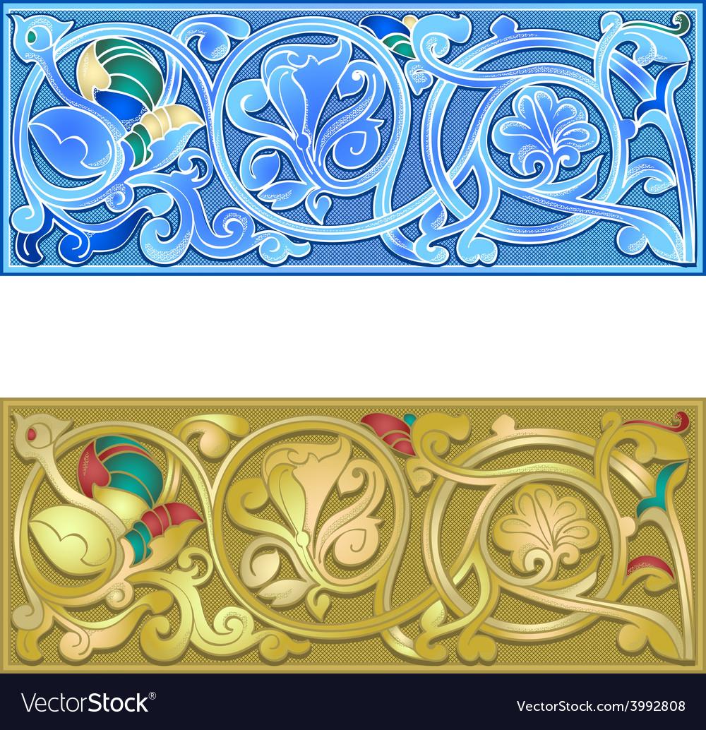 Orno 2colorset vector | Price: 1 Credit (USD $1)