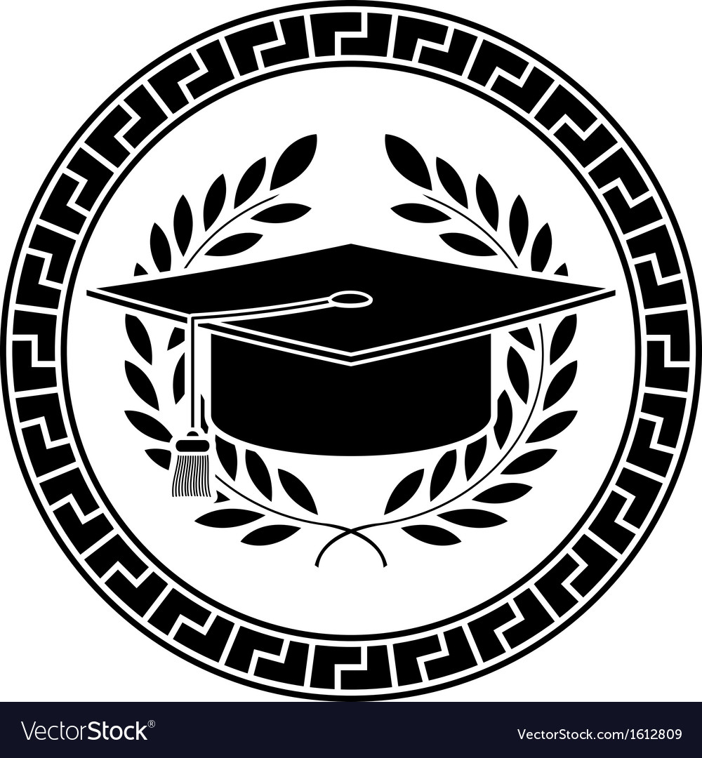 Square academic cap vector | Price: 1 Credit (USD $1)