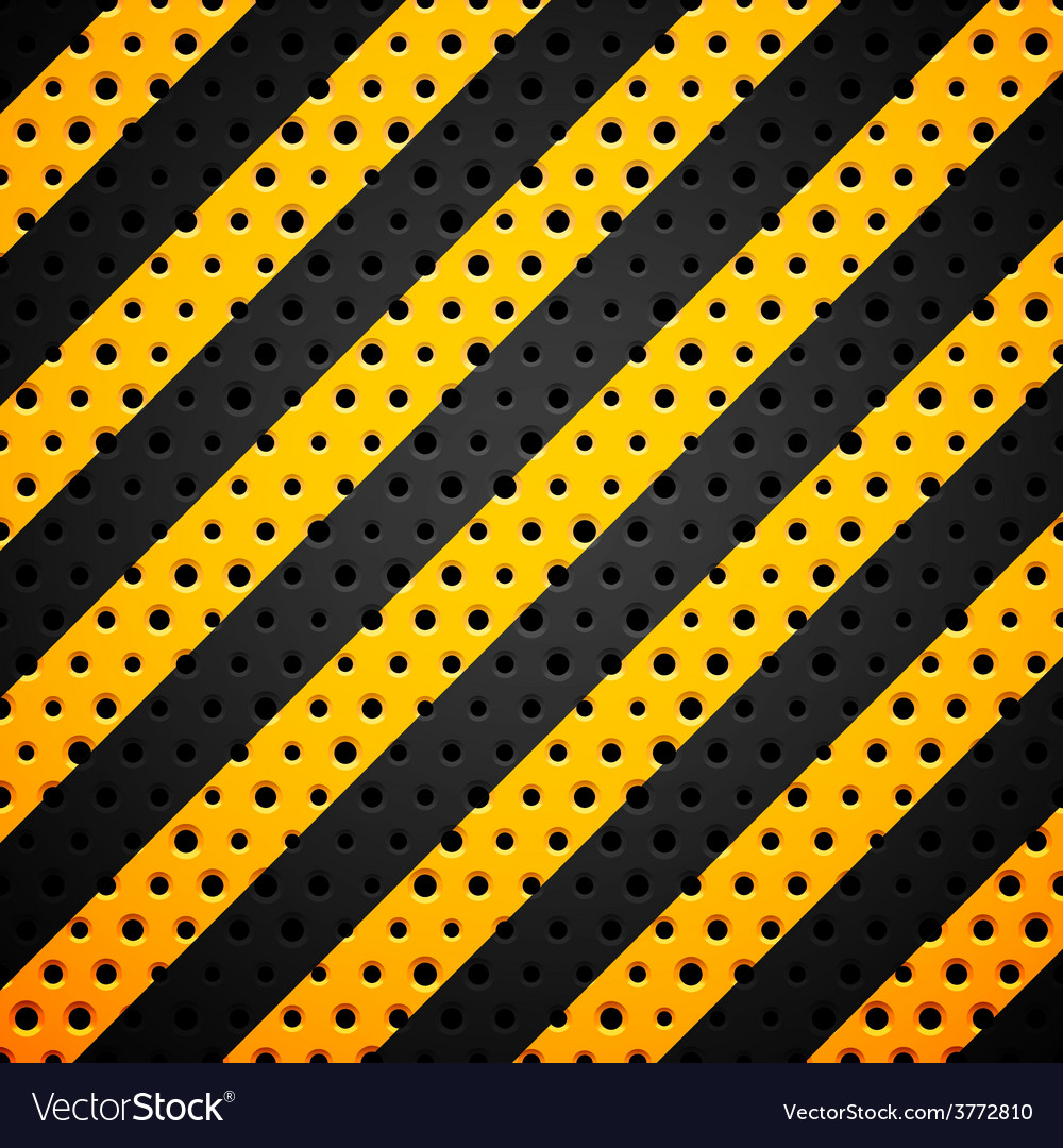 Black metal or plastic texture with holes vector | Price: 1 Credit (USD $1)