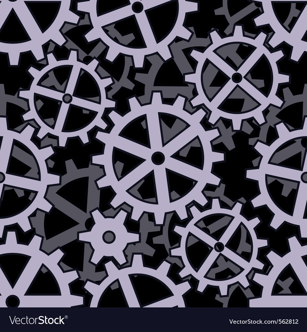 Clockwork gears vector | Price: 1 Credit (USD $1)