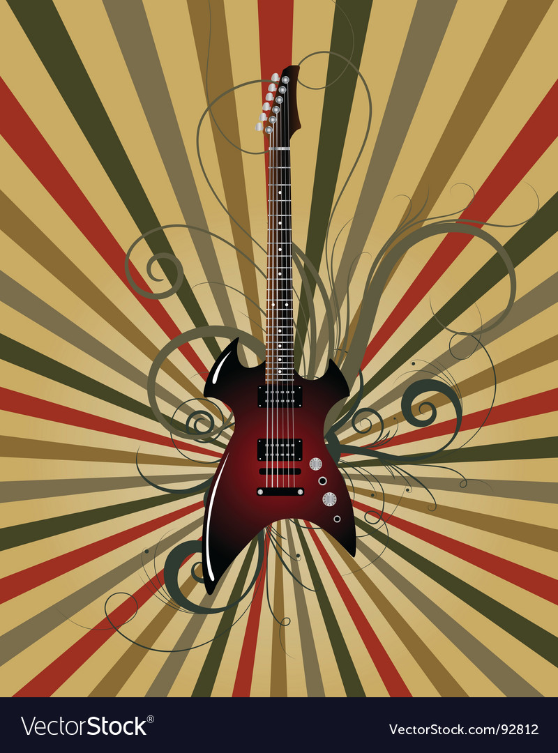 Musical grunge vector | Price: 1 Credit (USD $1)