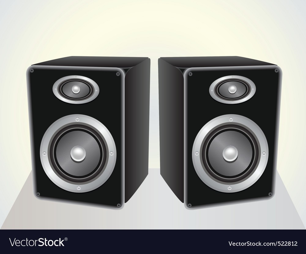 Speakers set vector   Price: 1 Credit (USD $1)