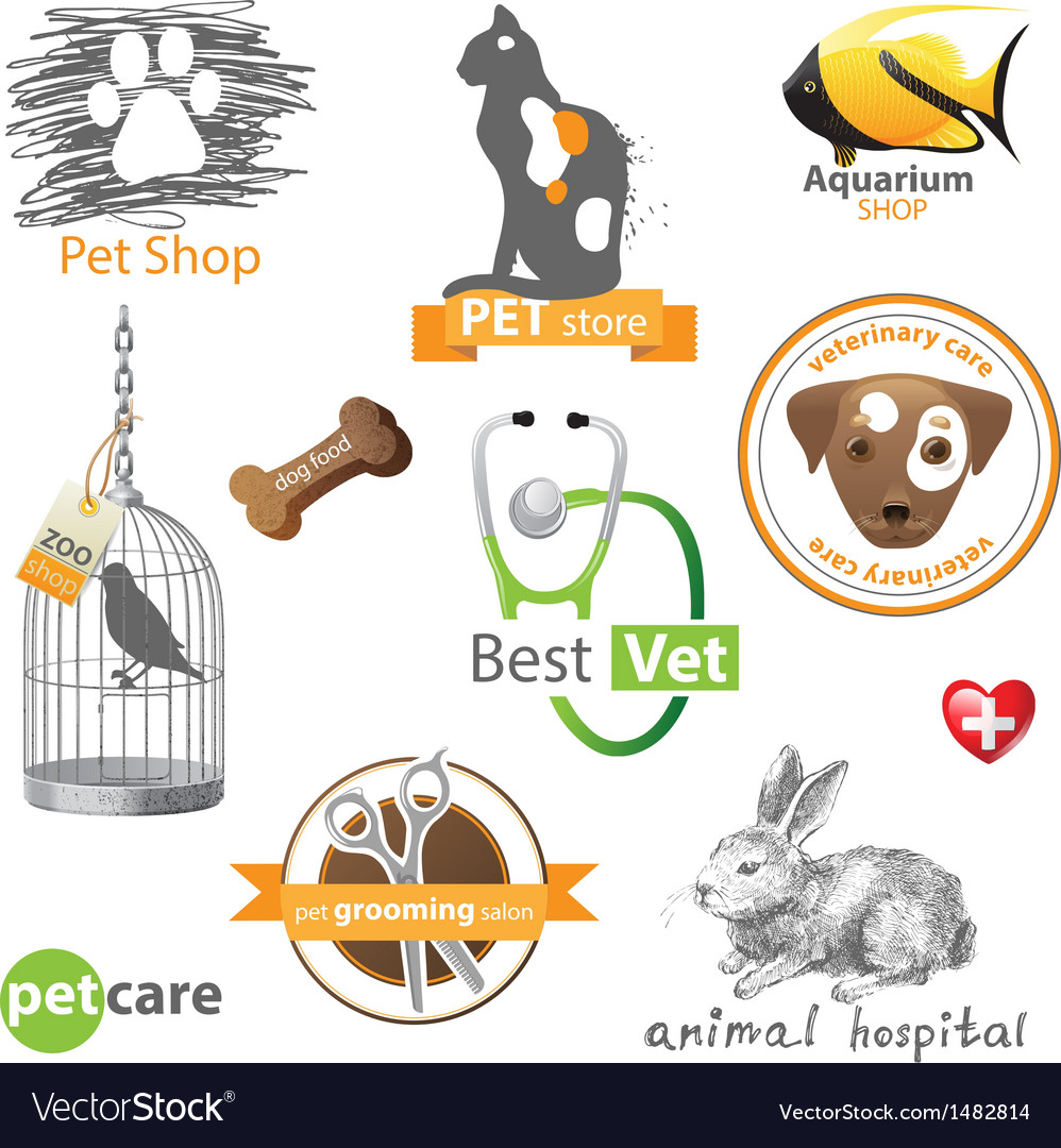 Pet logo vector | Price: 3 Credit (USD $3)