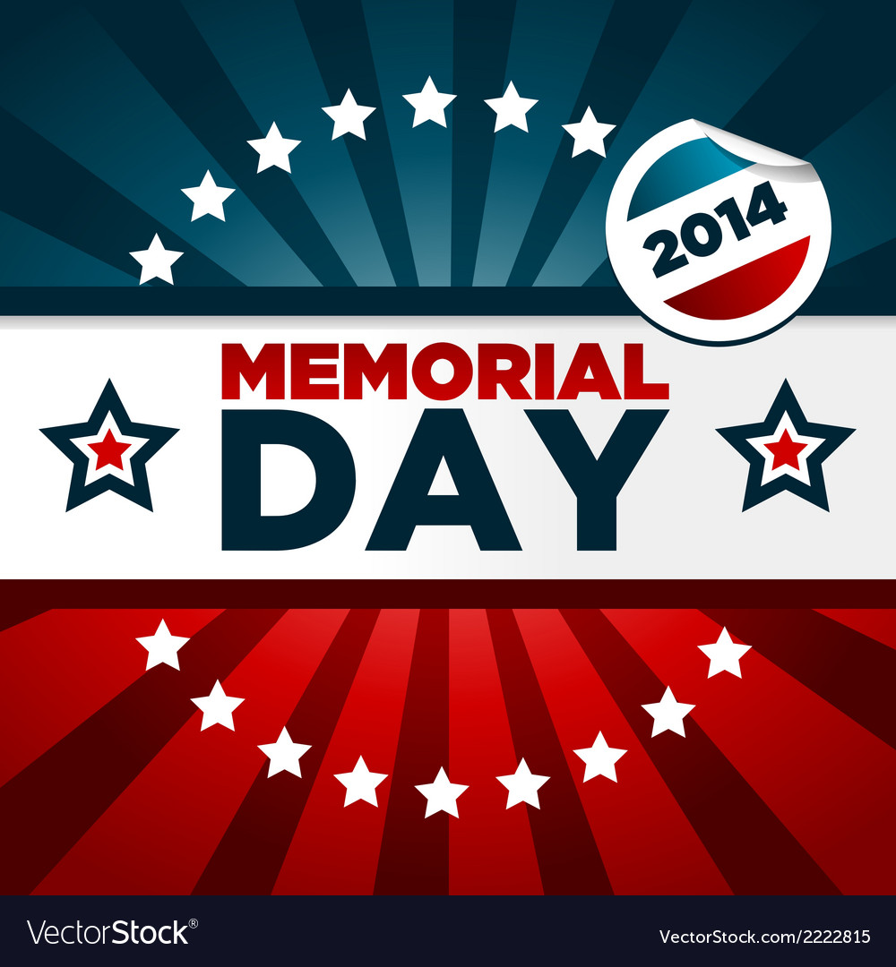 Memorial day vector | Price: 1 Credit (USD $1)