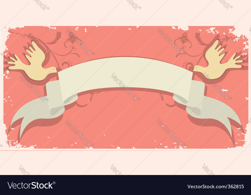 Vintage scroll paper vector | Price: 1 Credit (USD $1)