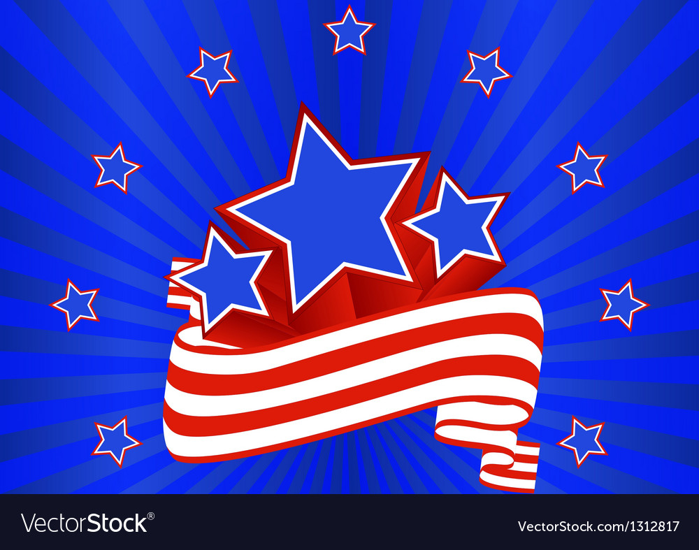 Greeting card with stars vector   Price: 1 Credit (USD $1)